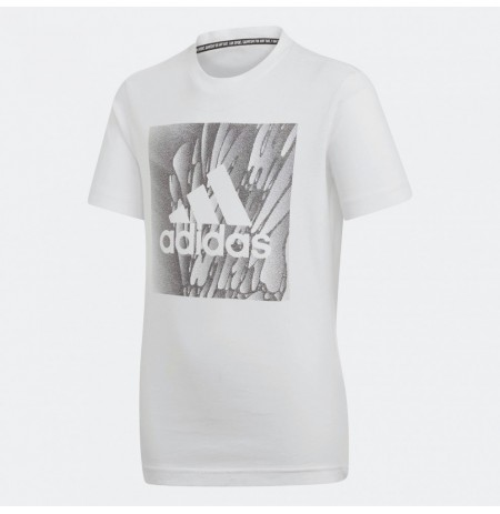 ADIDAS T-SHIRT MH BOX TEE JR