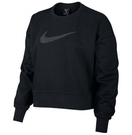NIKE SWEAT CROP DRI-FIT SRA