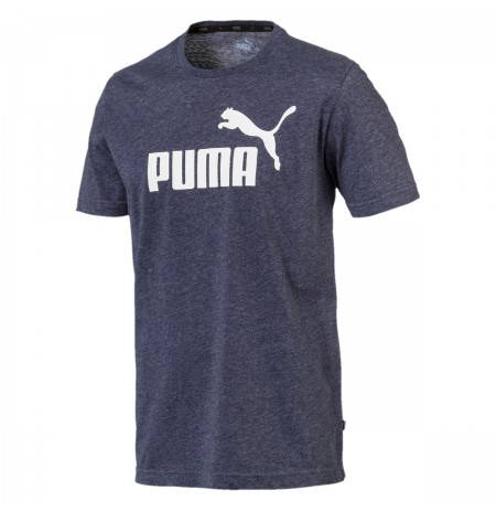 PUMA T-SHIRT ESS + HEATHER TEE SRº