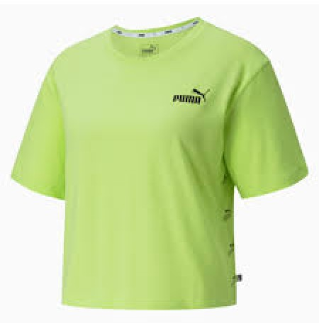 PUMA T-SHIRT CROP AMPLIFIED SRA