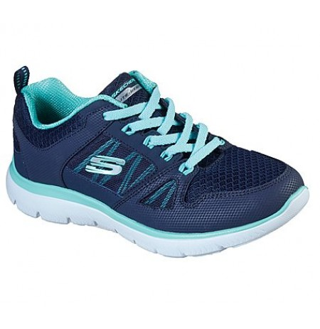 SKECHERS RUNNING MESH SUMMITS NEW WORLD