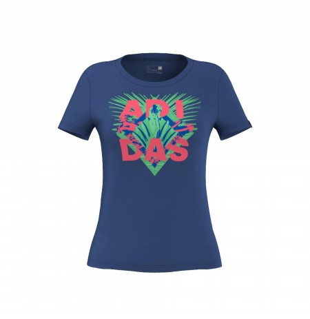 ADIDAS T-SHIRT WILD LINEAGE SRA